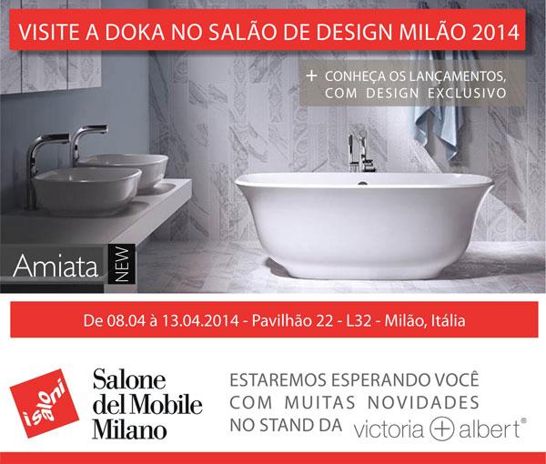 Doka no Salão de Design de Milão 2014